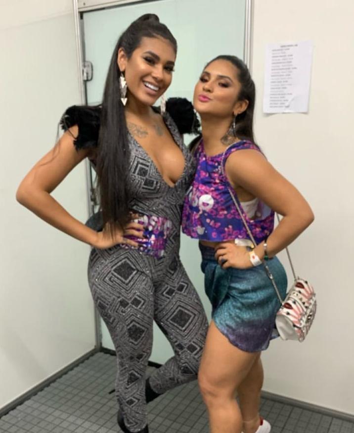 Pocahontas e Mileide Mihaile