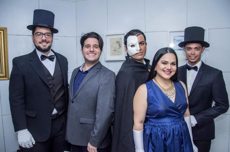Grupo Ária e Pedro Gurjão