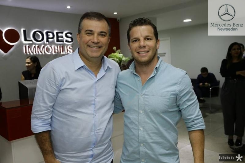 Ricardo Bezerra e André Rolim