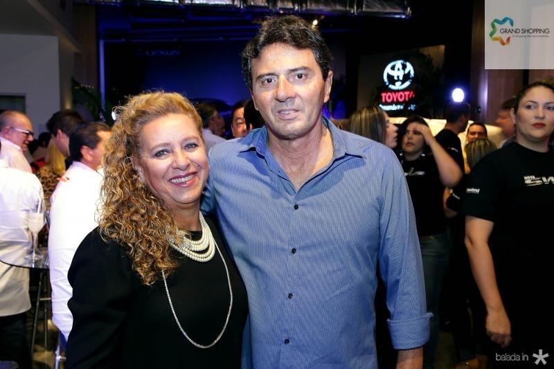 Brícia e Luiz Teixeira