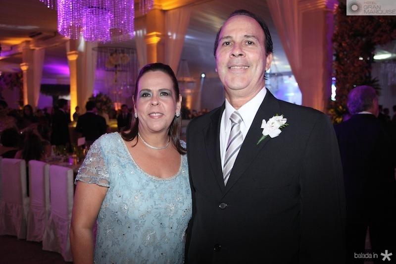 Liana e Pedro Fiúza