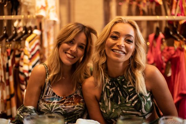 Inês Mendes e Carina Caldeira