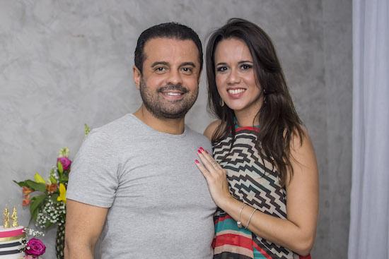 Halan Bringel e Camila Lima