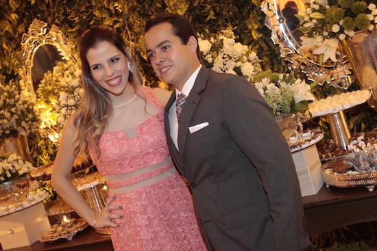 Sofia Laprovitera e Yuri Bastos