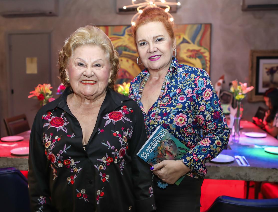 Ivone e Claudia Rebouças