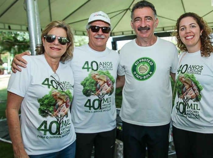 Stela Rolim, Pio Rodrigues Neto, Artur Bruno e Ticiana Rolim