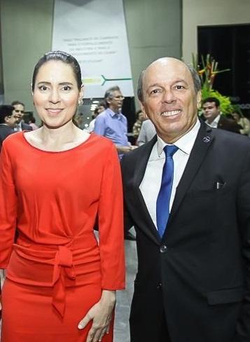 Águeda Muniz e André Montenegro de Holanda