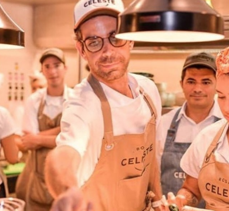 Chef Marco Gil