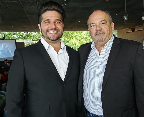 Pedro Gurjão e Gladson Carvalho
