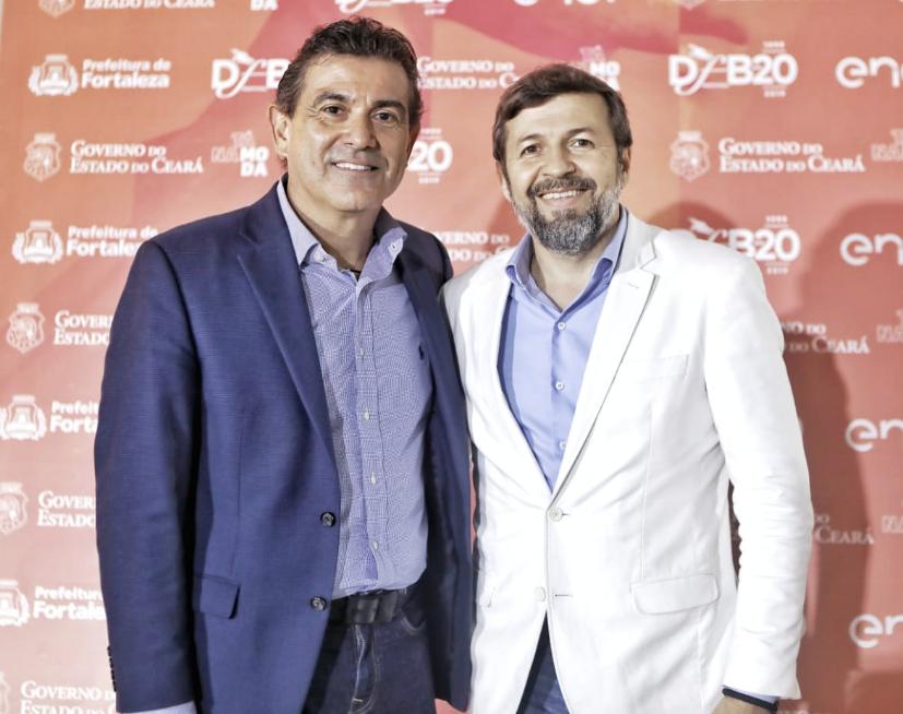 Alexandre Pereira e Élcio Batista