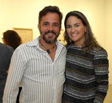Carlos e Sílvia Lebran