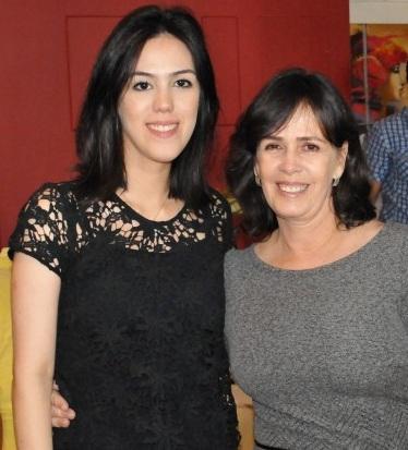Carol e Neuma Figueiredo