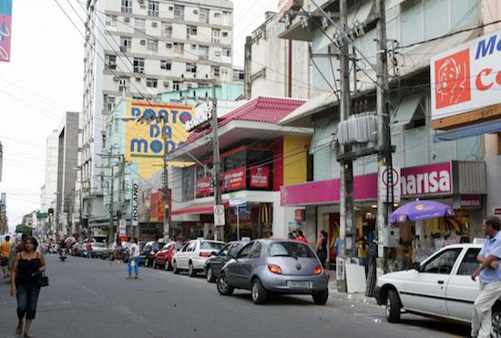 Lojas do Centro de Fortaleza