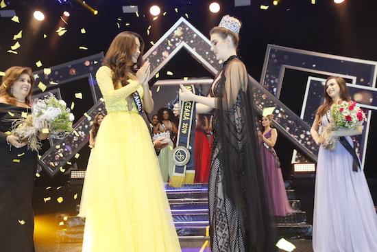 Luana Lobo e Teresa Santos