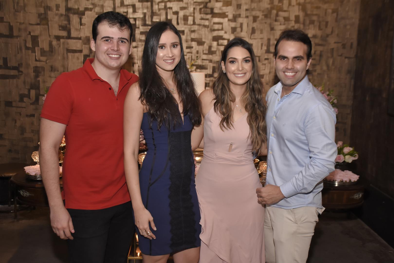 Aristides Pereira, Thais Fiuza, Catarina Moreno e Andre Guanabara