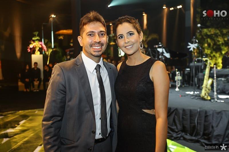Felipe e Alice Adjafre
