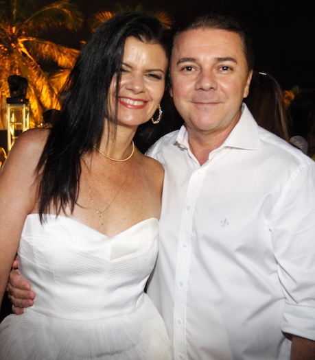 Flavia e Eliseu Barros