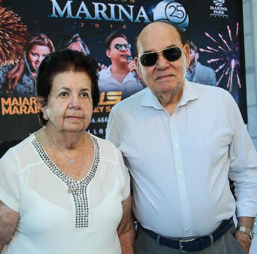 Elisa e Gil Bezerra