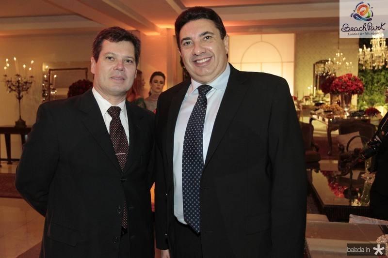 Cláudio e Marcos Dias Branco