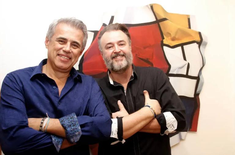 SERGIO GONÇALVES E FERNANDO GROSSO