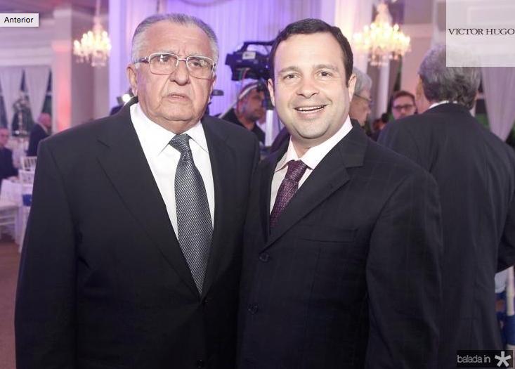 João Carlos Paes Mendonça e Igor Queiroz
