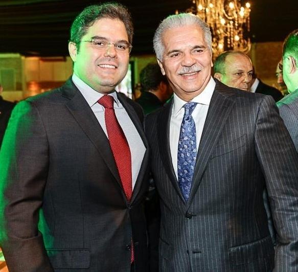 Edson Queiroz Neto e Pio Rodrigues