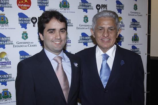 Ari de Sá Cavalcante Neto e Oto de Sá Cavalcante