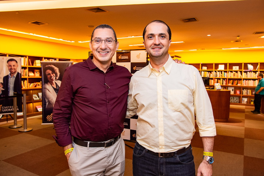 Roberto Quintino e Darlon Barbosa