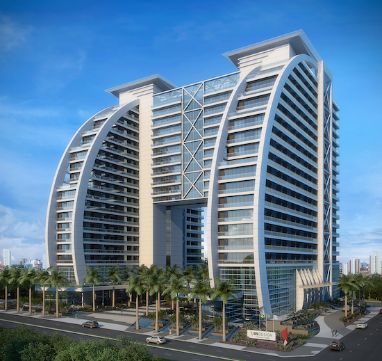 BS Design Corporate Towers