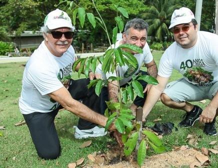 Pio Rodrigues Neto, Artur Bruno e Edson Queiroz Neto