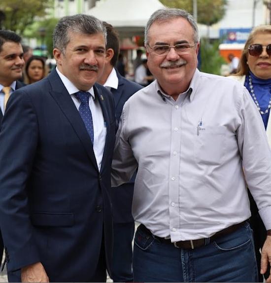 Antônio Henrique e Assis Cavalcante