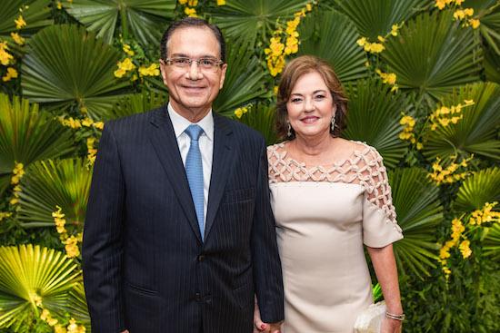 Beto e Ana Maria Studart