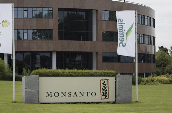 Unidade da Monsanto
