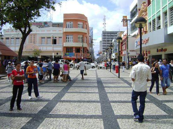 Centro da Capital