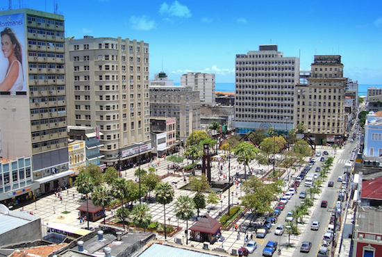 Centro de Fortaleza