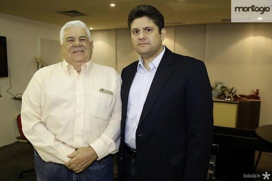 Luiz e Bruno Girão