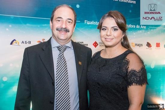 Paulo Holanda e Marina Barroso