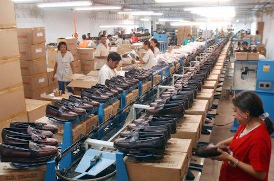 Indústria calçadista