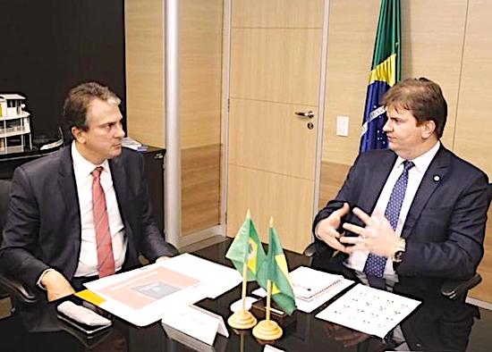 Camilo e Gustavo Canuto