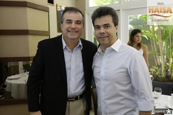 Ricardo Bezerra e Duda Brígido