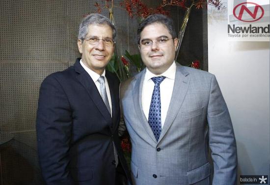 Severino Neto e Edson Queiroz Neto