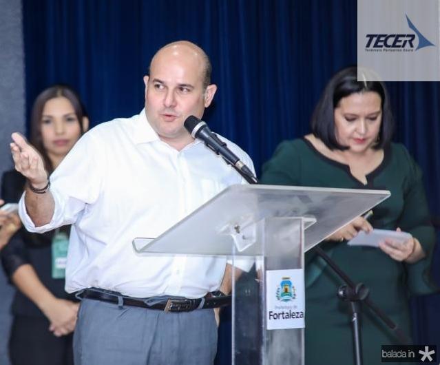 Prefeito Roberto Cláudio