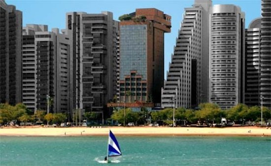 Hotéis na Beira Mar
