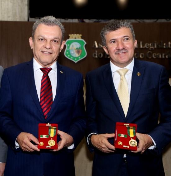 José Sarto e Antônio Henrique