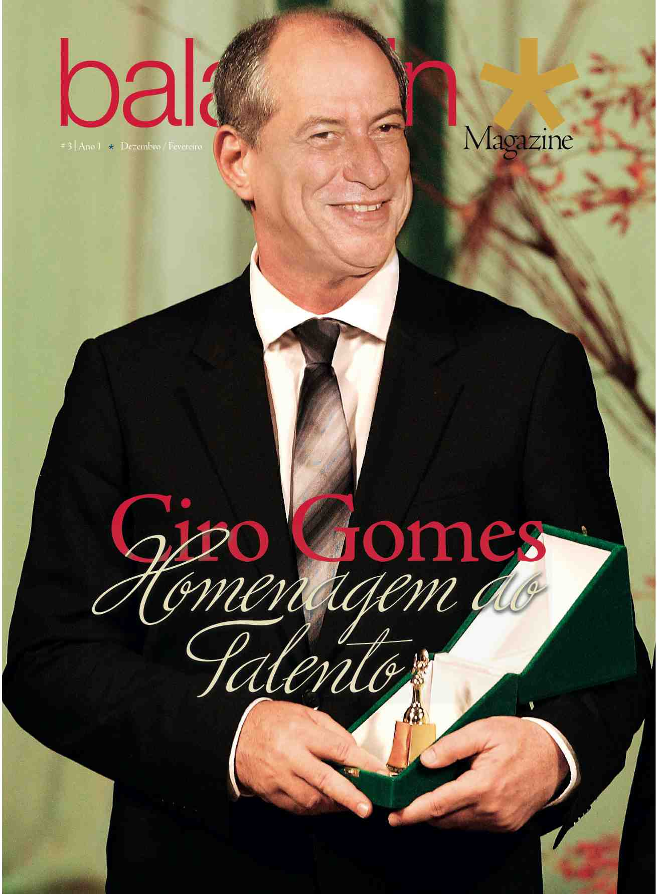 Edição: Ciro Gomes