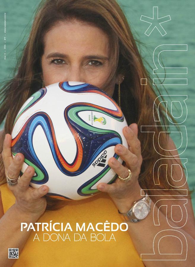 Edição: Patrícia Macedo