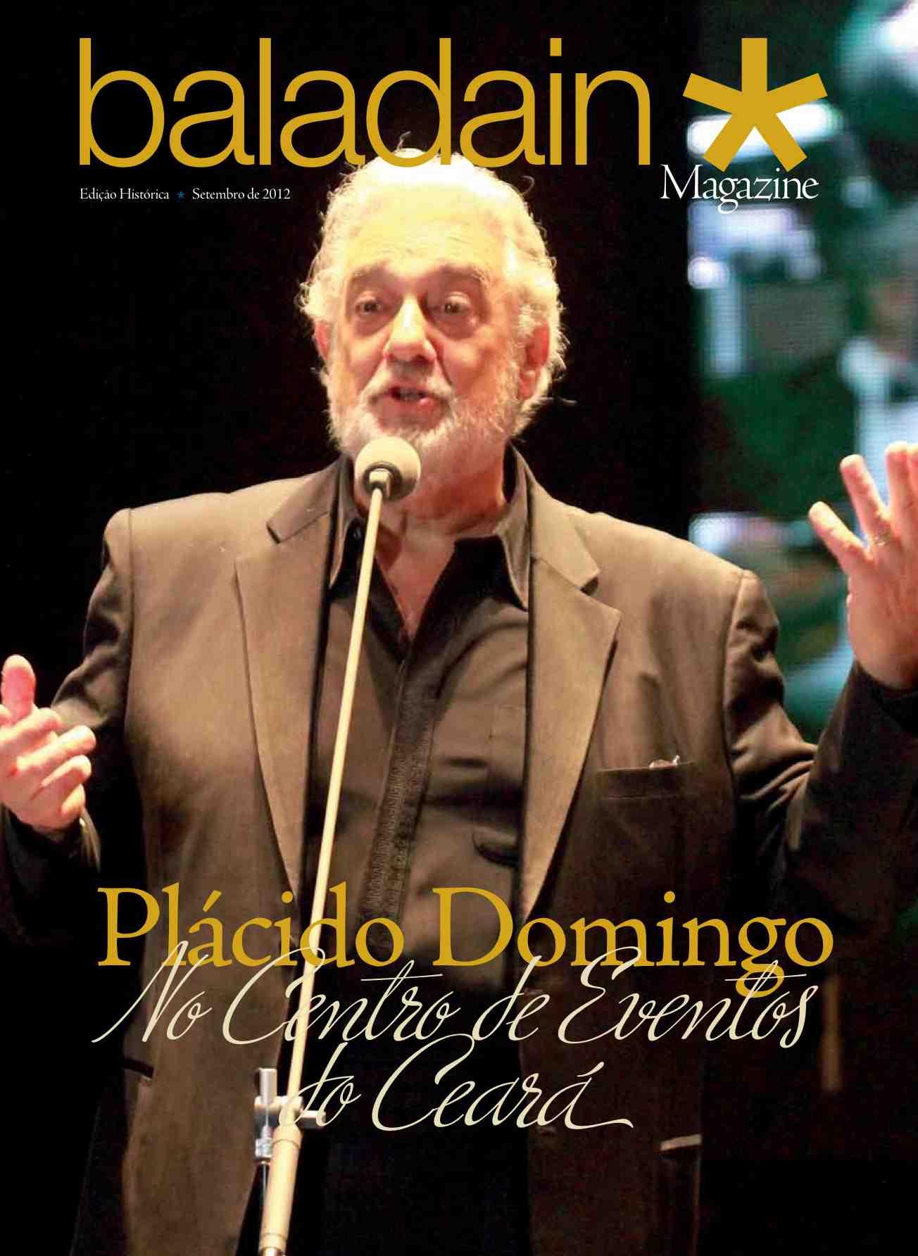 Edição Histórica: Plácido Domingo