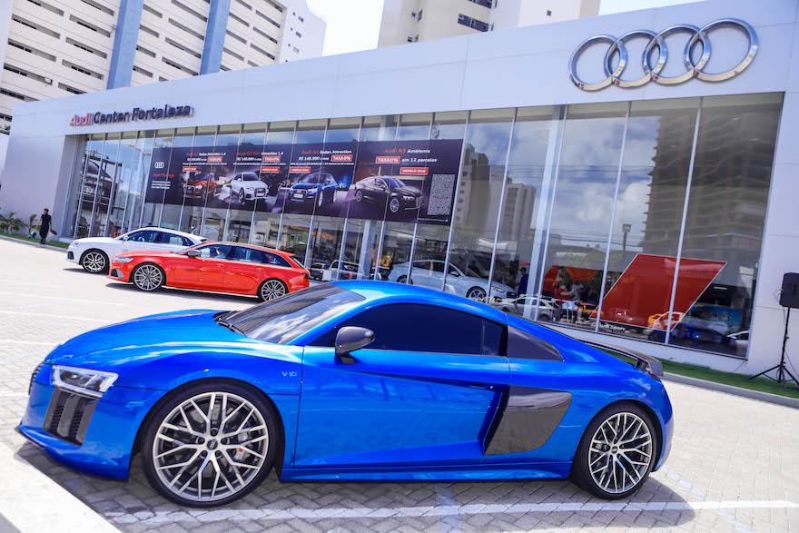 Sob nova bandeira, Audi Center renasce hoje, mas já com know-how e tradição!