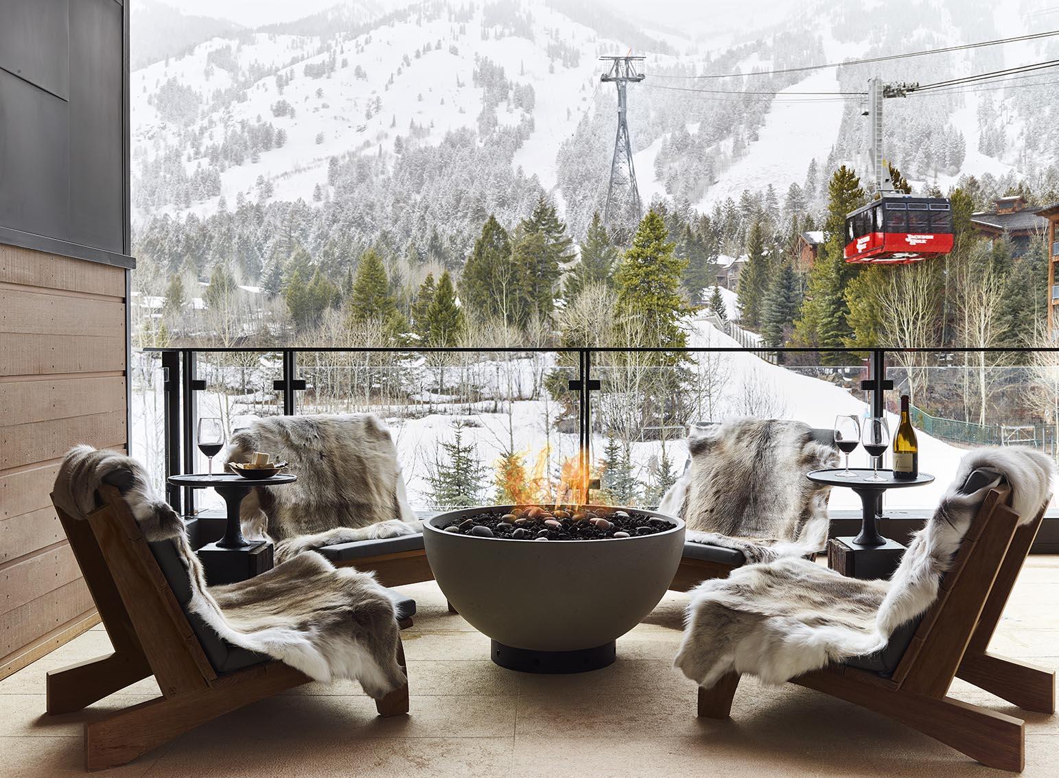 Que tal aproveitar a temporada de inverno em JacksonHole? Confira as novidades