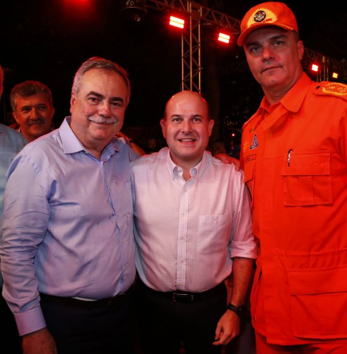 Adail Fontenele, Assis Cavalcante, Roberto Claudio E Luis Eduardo Holanda